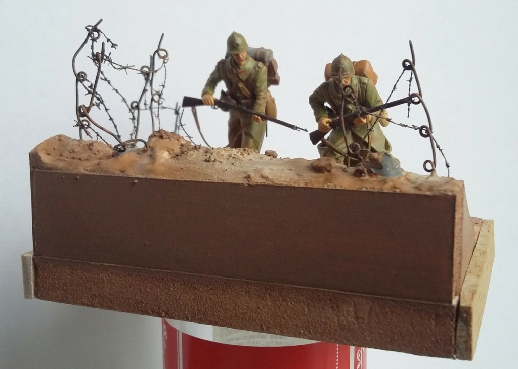 Zouaves - Coeuvres 1918 (1/35) Dio_3517