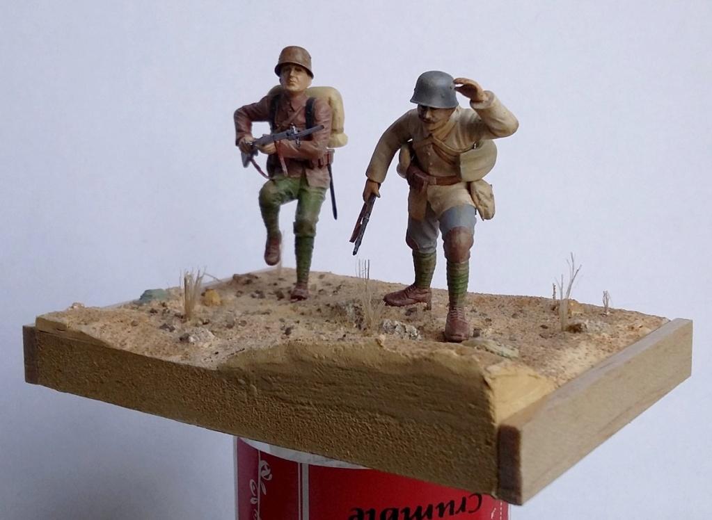 "Ottomans, groupe d'armée ""Yildirim-Megiddo 1918 (1/35) Dio_3613"