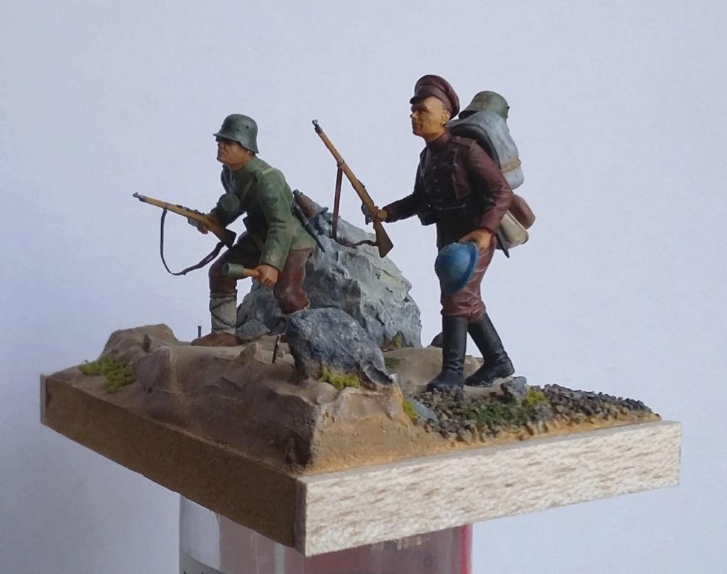 Infanterie bulgare-Monastir 1917 1/35 Dio_3710