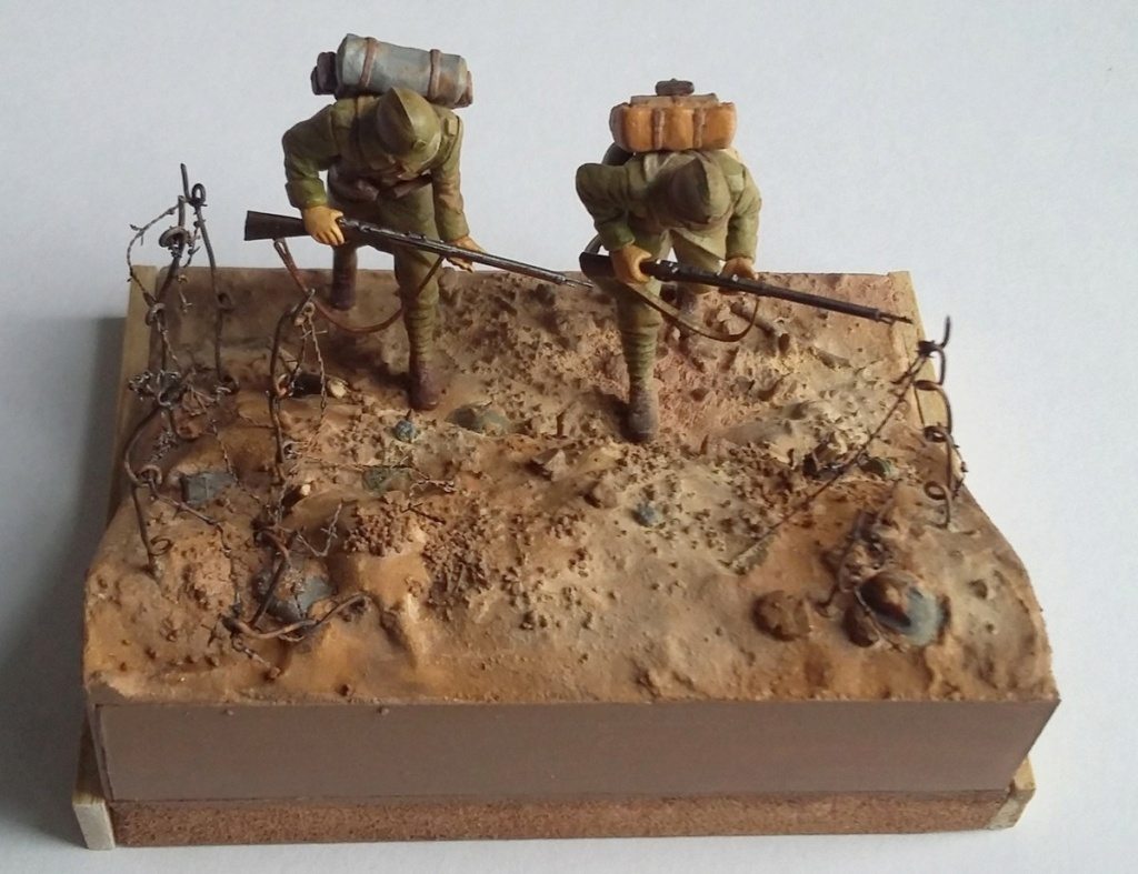 Zouaves - Coeuvres 1918 (1/35) Dio_3816