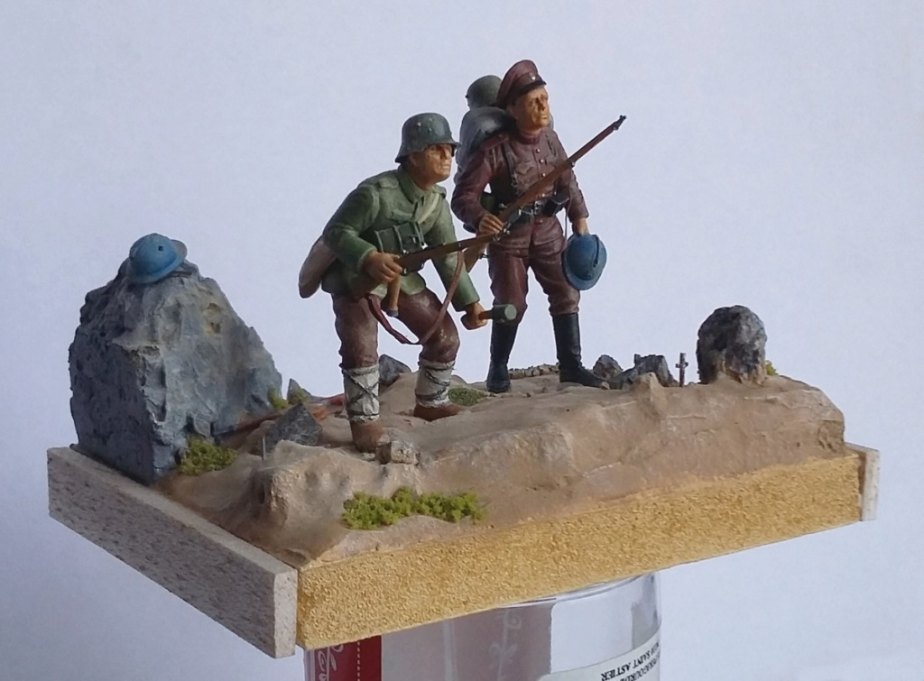 Infanterie bulgare-Monastir 1917 1/35 Dio_3910