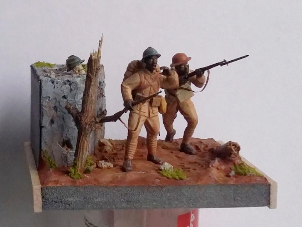 Infanterie afro-américaine- Meuse-Argonne 1918 (1/35) Dio_3911