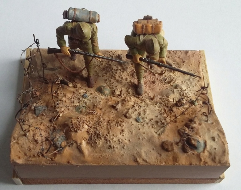 Zouaves - Coeuvres 1918 (1/35) Dio_3912