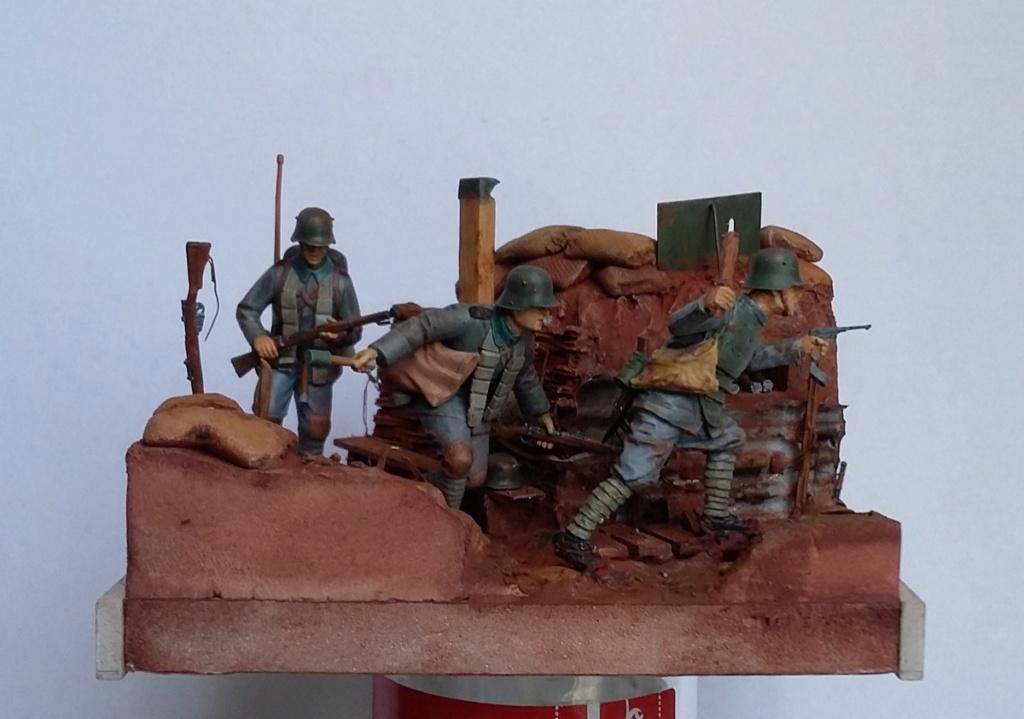 Sturmtruppen allemands-Pilckem Ridge 1917 (1/35) Dio_4110