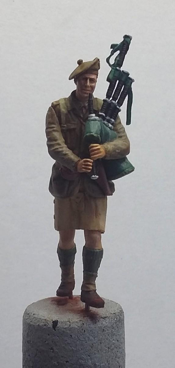 Infanterie écossaise et Piper-Loos-en-Gohelle 1915 (1/35) Dio_4212