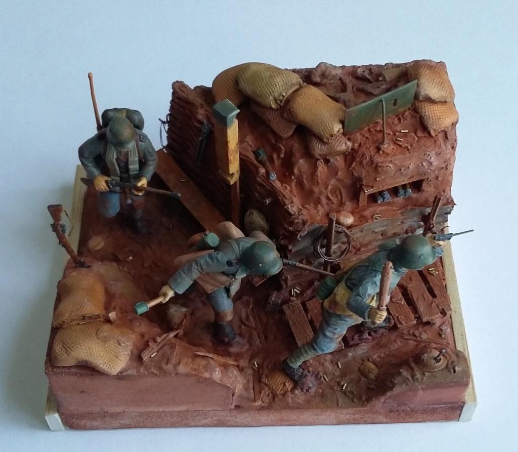 Sturmtruppen allemands-Pilckem Ridge 1917 (1/35) Dio_4610