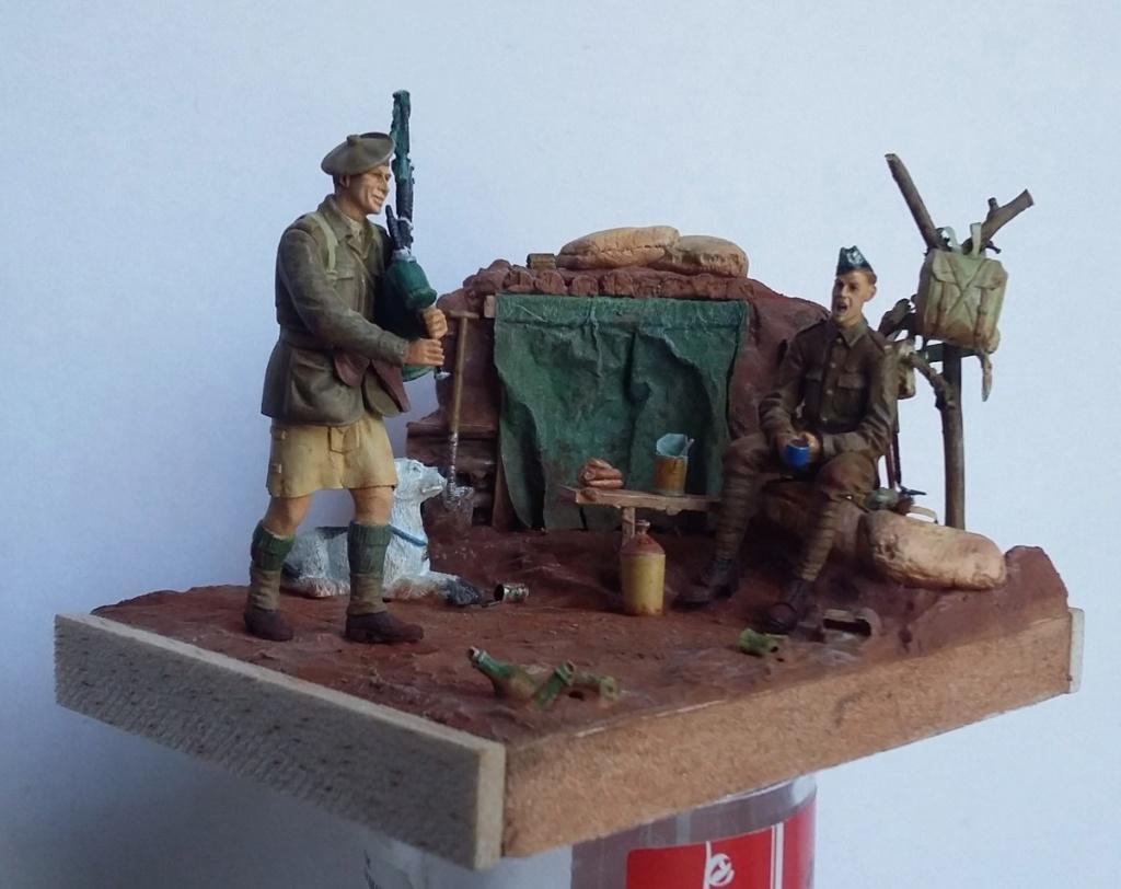 Infanterie écossaise et Piper-Loos-en-Gohelle 1915 (1/35) Dio_4611