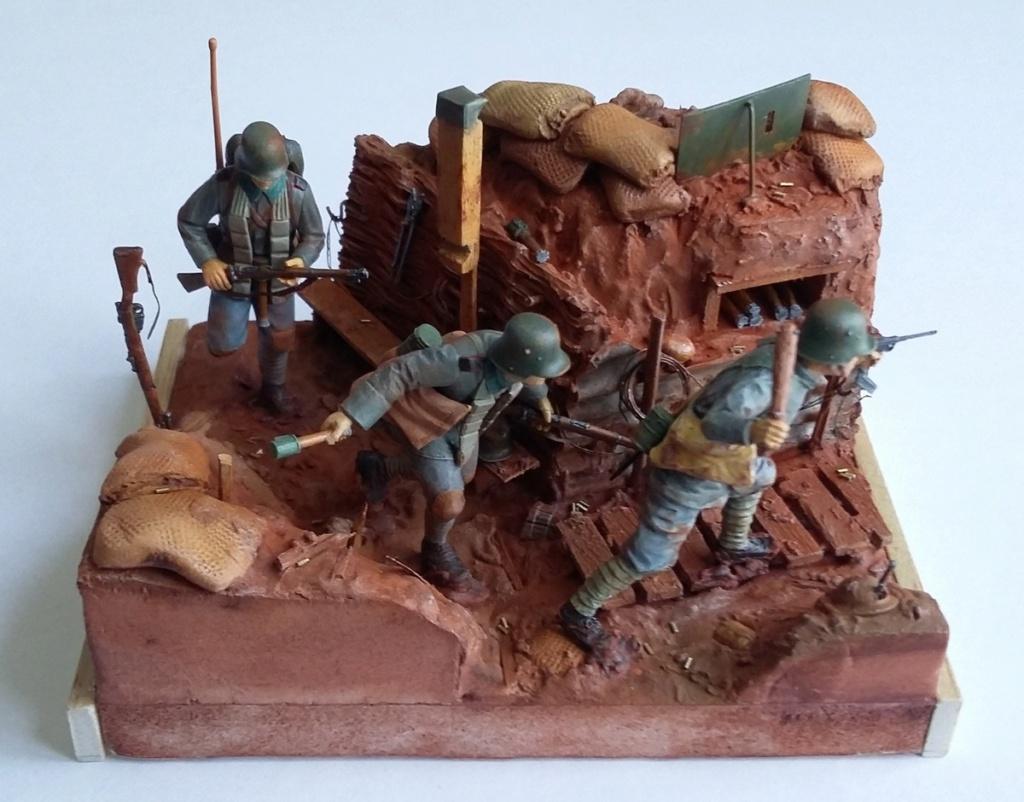 Sturmtruppen allemands-Pilckem Ridge 1917 (1/35) Dio_4710