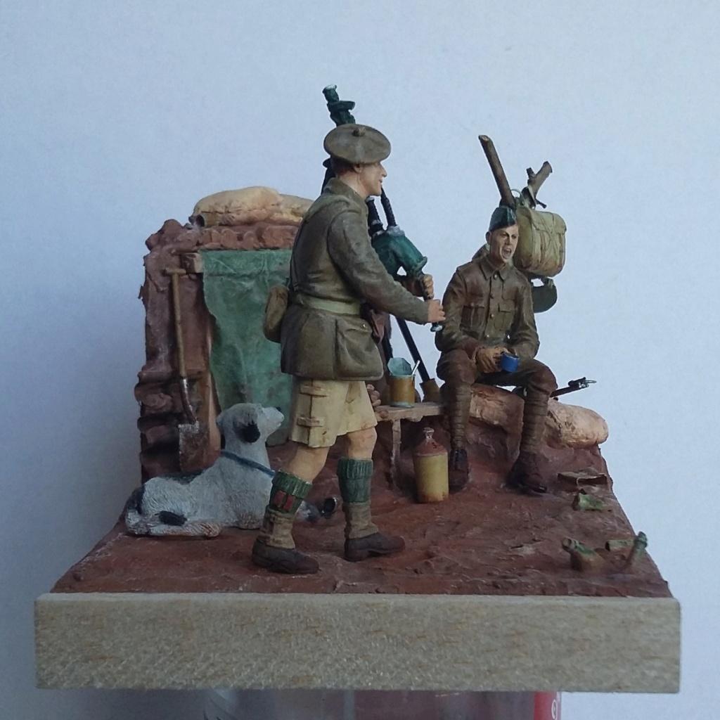 Infanterie écossaise et Piper-Loos-en-Gohelle 1915 (1/35) Dio_4711