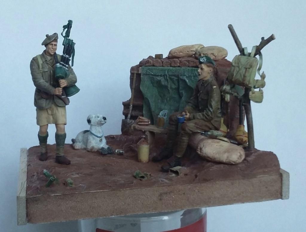Infanterie écossaise et Piper-Loos-en-Gohelle 1915 (1/35) Dio_4910