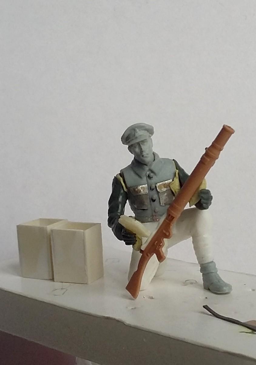 Infanterie portugaise-La Lys 1918 (1/35) ajout nouvelles photos Dio_521