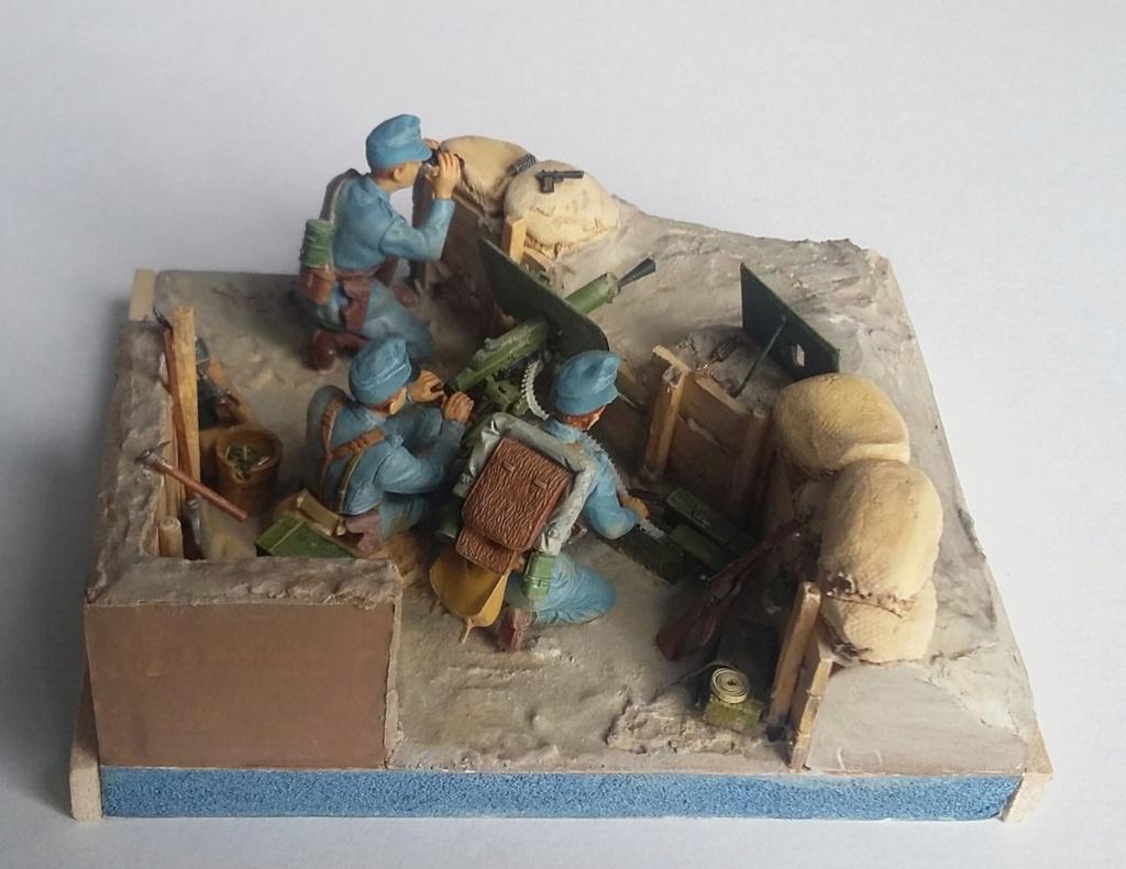 Groupe MG austro-hongrois-Offensive Broussilov 1916 (1/35) Dio_6611