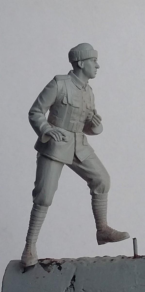 Infanterie canadienne du CEC- Festubert 1915 (1/35) Dio_715