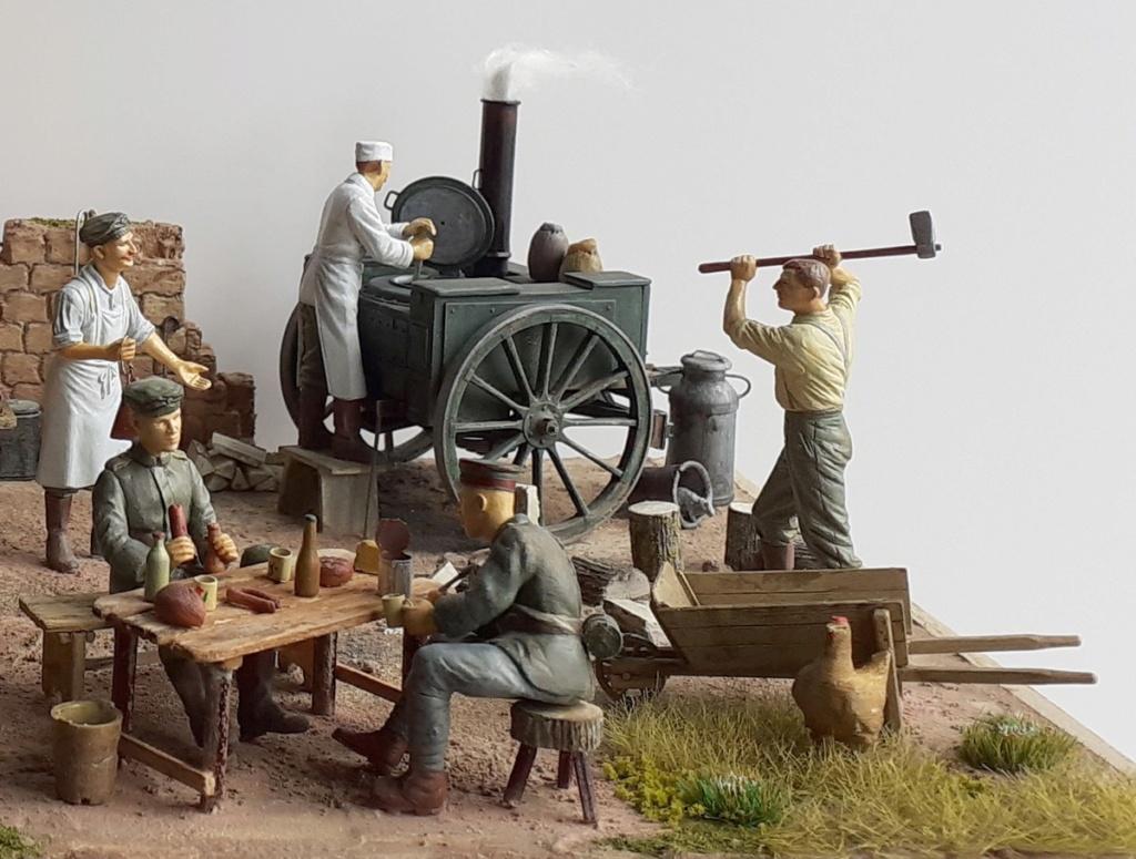 Gulaschkanone allemand-Aisne à l'arrière 1917 (1/35) ajout photo sépia (P2) Dio_8011