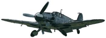 MESSERSCHMITT  BF 109 G.6 U /N5 Fug 350. az model 1/72 G0310