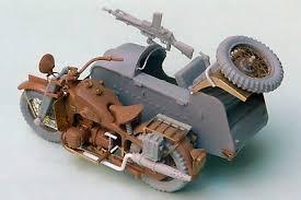 """Sidecar Bernardet 2 modéle 1938 Dragon porté RM -1/35- scrath """"FIN"""" Images10"""