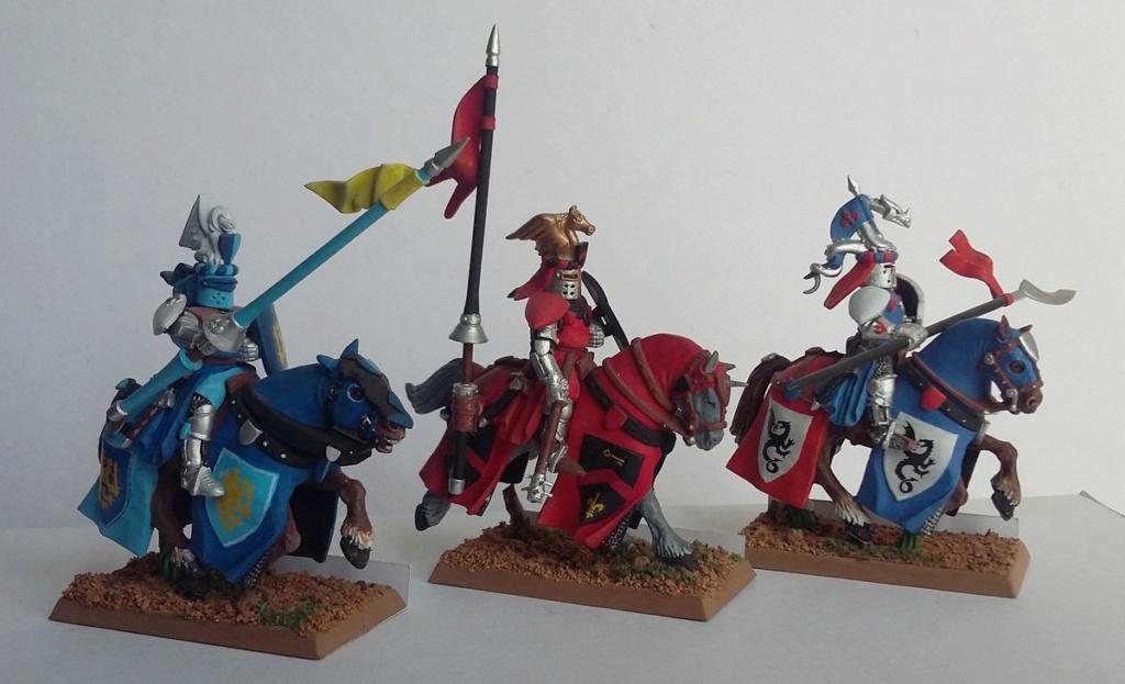 """Chevalier Bretonnien """"warhammer"""" Warham11"""