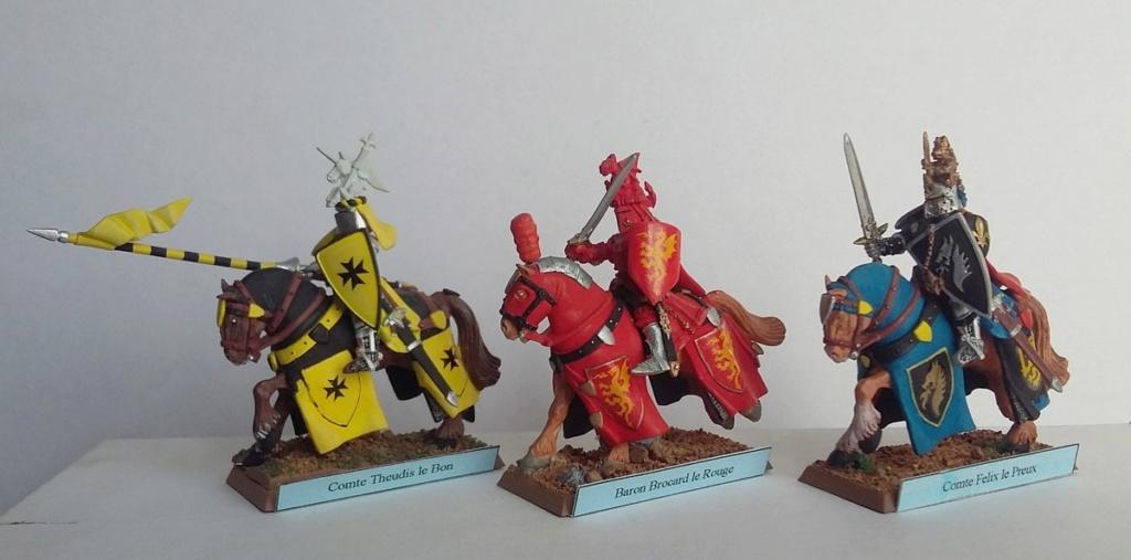 """Chevalier Bretonnien """"warhammer"""" Warham12"""