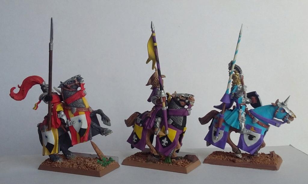 """Chevalier Bretonnien """"warhammer"""" Warham15"""