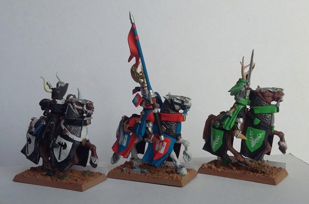 """Chevalier Bretonnien """"warhammer"""" Warham17"""