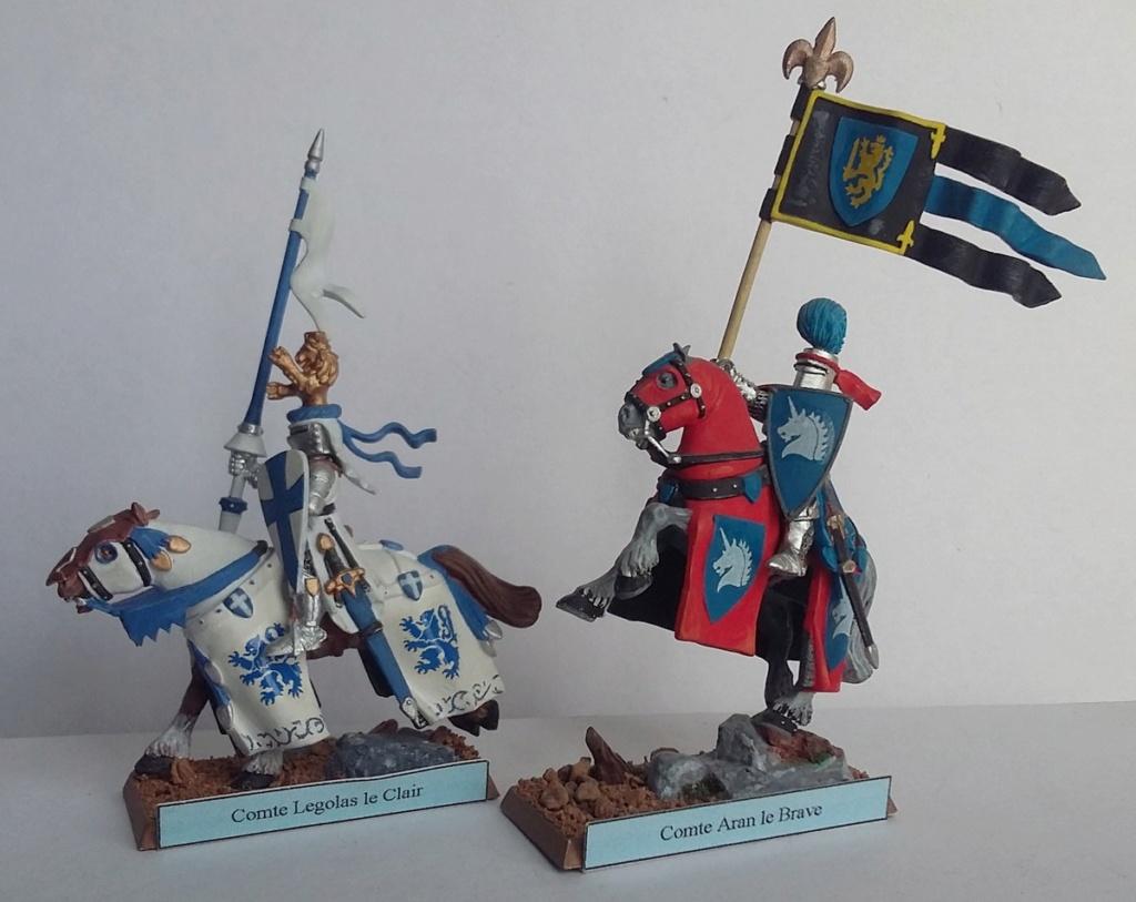 """Chevalier Bretonnien """"warhammer"""" Warham20"""