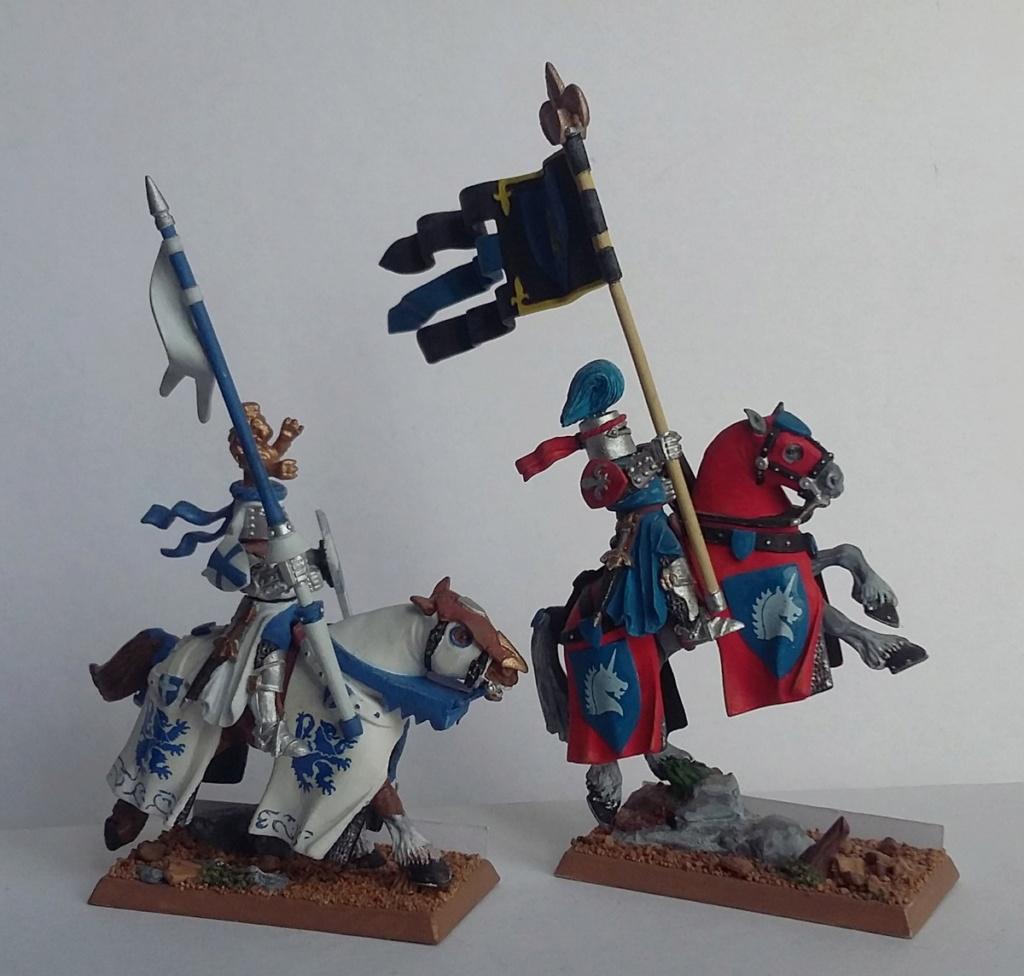 """Chevalier Bretonnien """"warhammer"""" Warham21"""