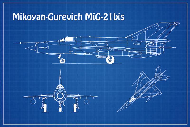 Mikoyan-Gourevitch MiG-21 MT/SMT - Eduard -1/48 (Concours Fighter) 2-mig-10