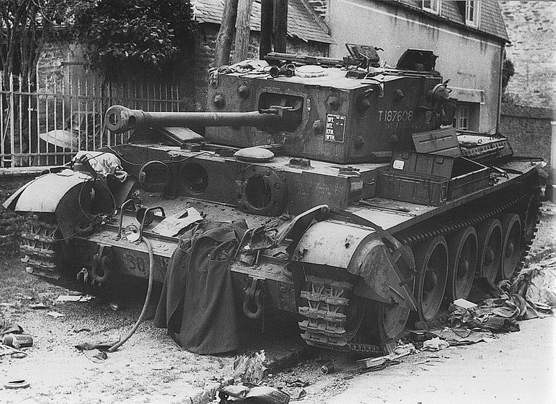 Tiger 1 de Michael Wittmann à Villers Bocage - 1944 - diorama tamiya 1/35 D5e90f10