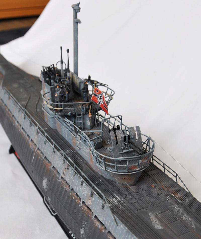 U-boot typ IX C/40 (U-190) Revell 1/72 - Page 2 Dsc_0022