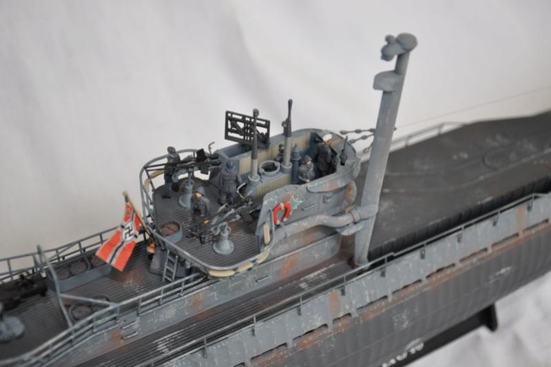 U-boot typ IX C/40 (U-190) Revell 1/72 - Page 4 Dsc_0028