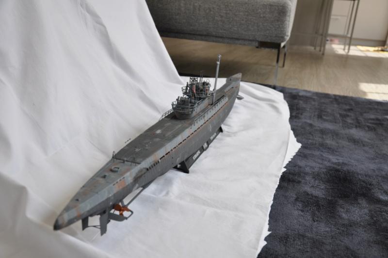 U-boot typ IX C/40 (U-190) Revell 1/72 - Page 4 Dsc_0030