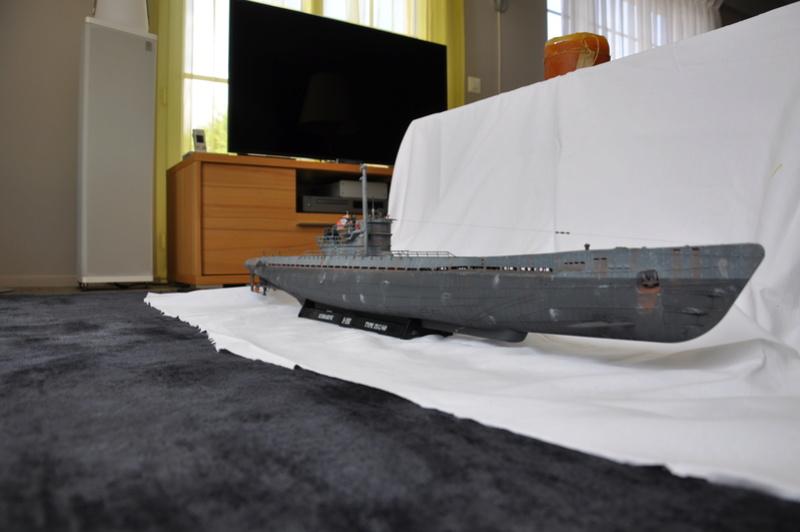 U-boot typ IX C/40 (U-190) Revell 1/72 - Page 4 Dsc_0031