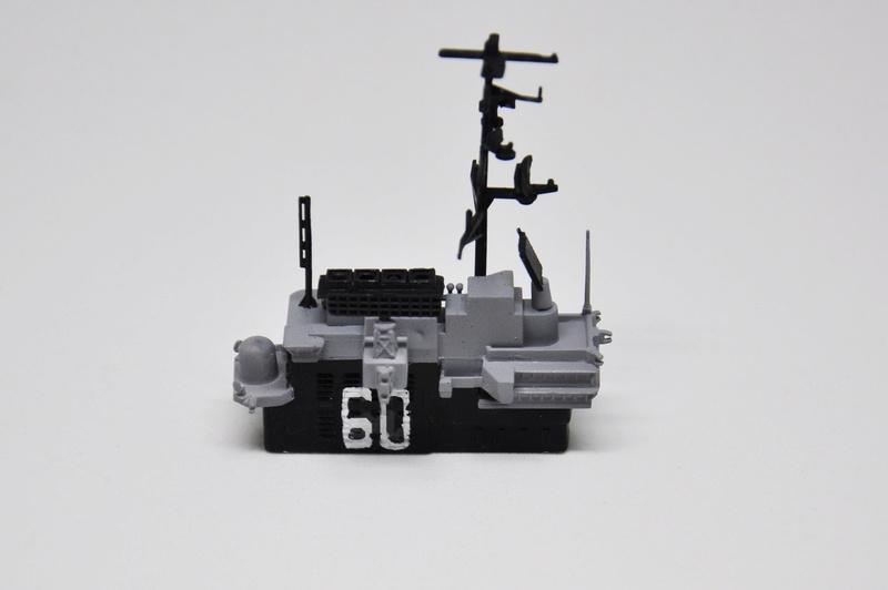 Diorama USS Saratoga - Italeri 1/720 Dsc_0099