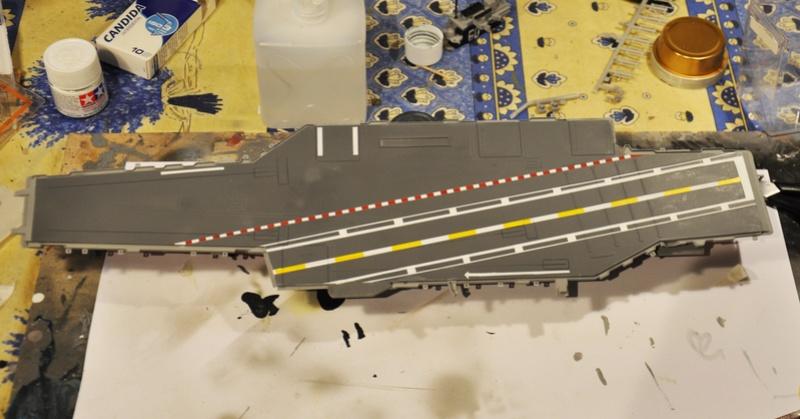 Diorama USS Saratoga - Italeri 1/720 Dsc_0106