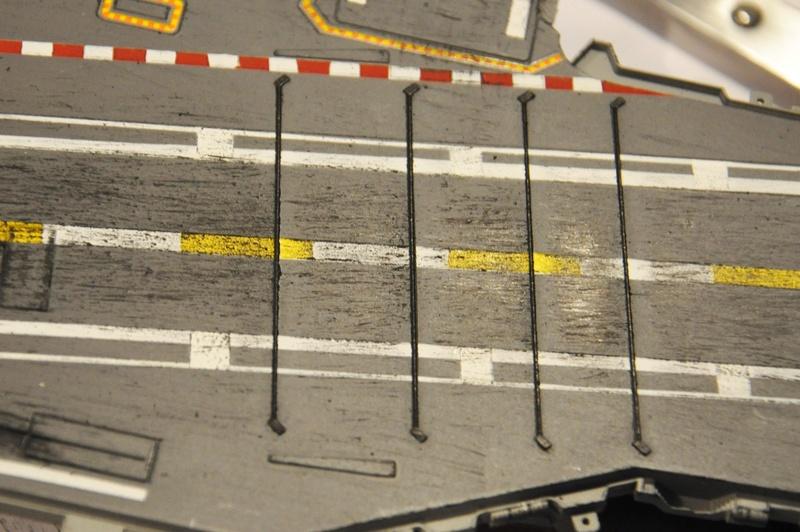 Diorama USS Saratoga - Italeri 1/720 Dsc_0131