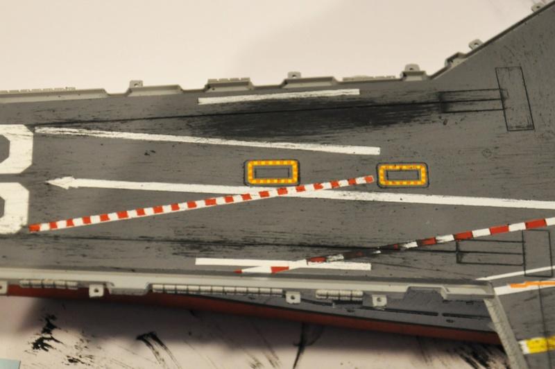 Diorama USS Saratoga - Italeri 1/720 Dsc_0133