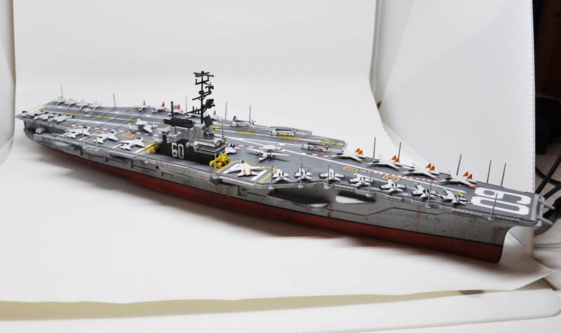Diorama USS Saratoga - Italeri 1/720 Dsc_0144