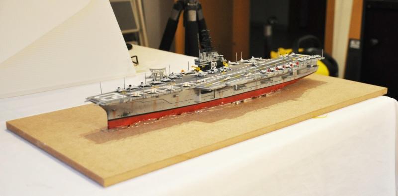 Diorama USS Saratoga - Italeri 1/720 Dsc_0171