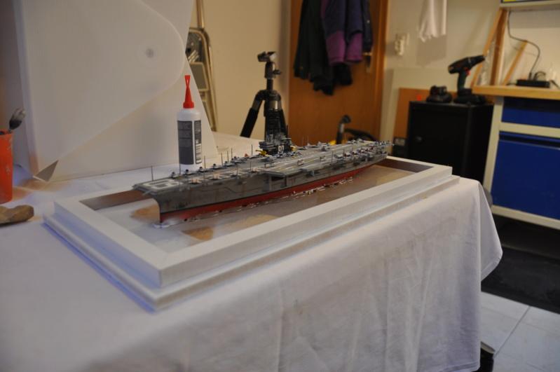 Diorama USS Saratoga - Italeri 1/720 Dsc_0174