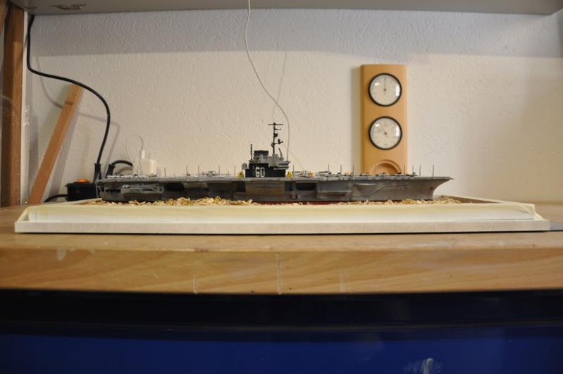 Diorama USS Saratoga - Italeri 1/720 Dsc_0175