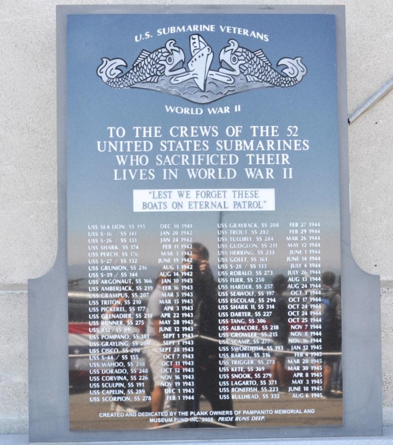 USS Pampanito & USS Jeremiah O'Brien Dsc_0244