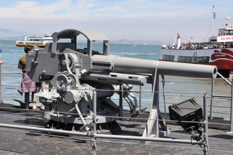 USS Pampanito & USS Jeremiah O'Brien Dsc_0245