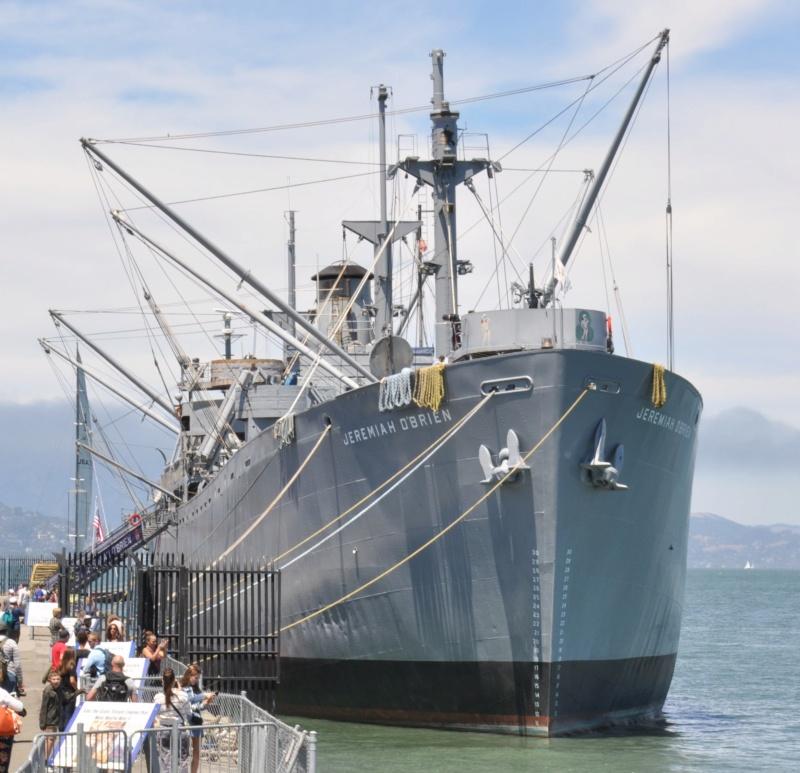 USS Pampanito & USS Jeremiah O'Brien Dsc_0249