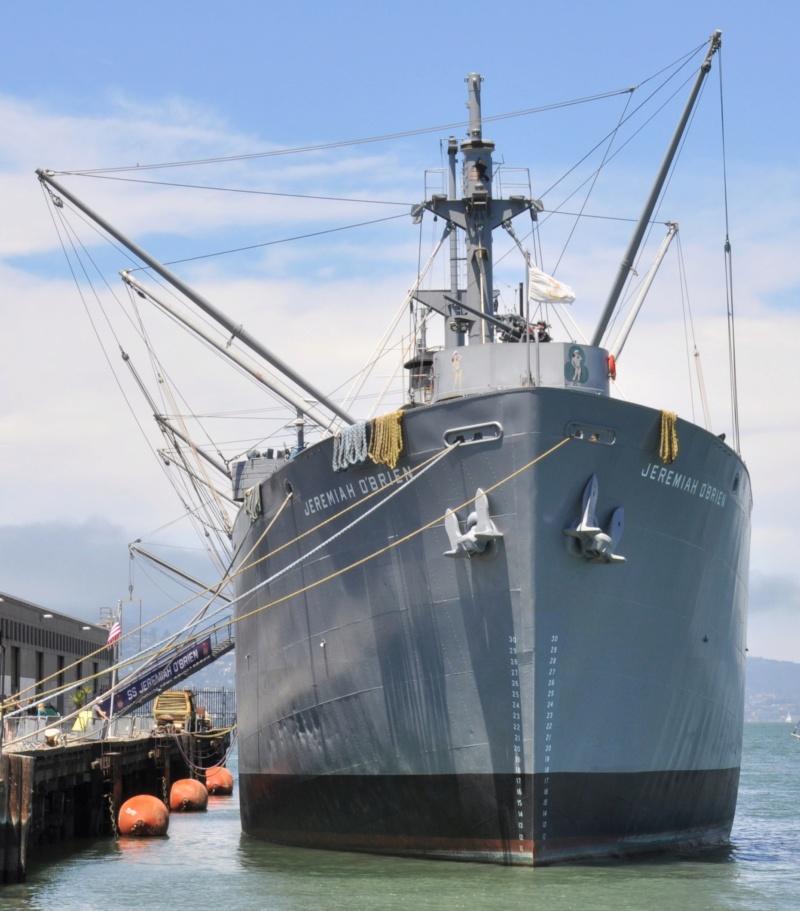 USS Pampanito & USS Jeremiah O'Brien Dsc_0252