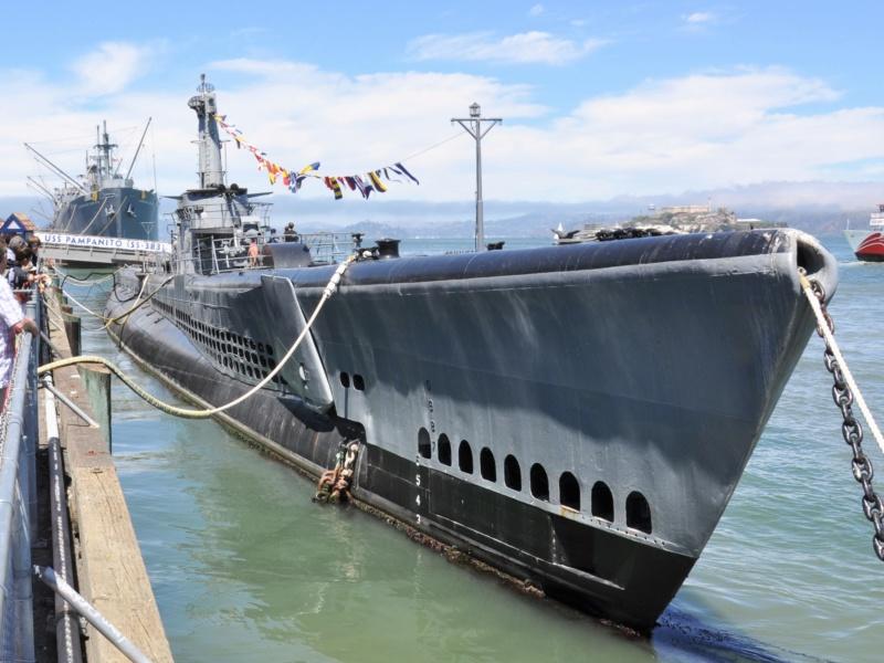 USS Pampanito & USS Jeremiah O'Brien Dsc_0258