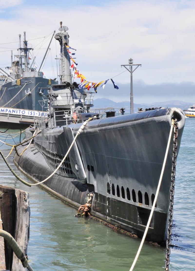USS Pampanito & USS Jeremiah O'Brien Dsc_0259