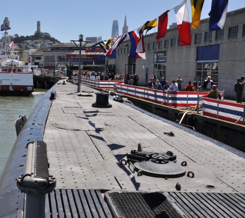 USS Pampanito & USS Jeremiah O'Brien Dsc_0273