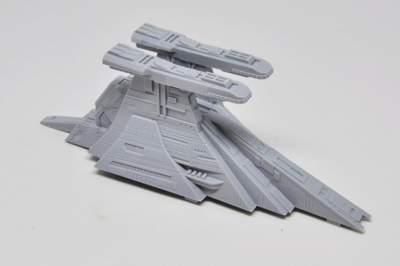 Destroyer Classe Venator - Star Wars - Revell 1/2274 Dsc_0281