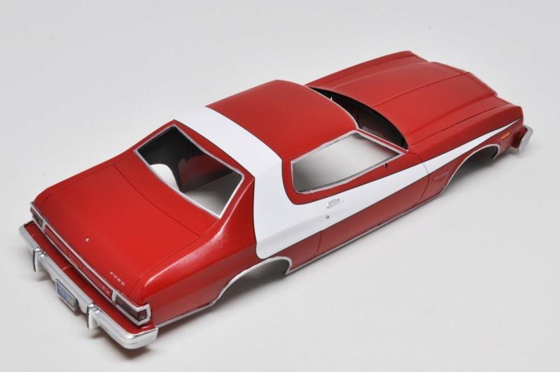 Ford Gran Torino 1976 - Starsky et Hutch - Revell 1/25 Dsc_0515