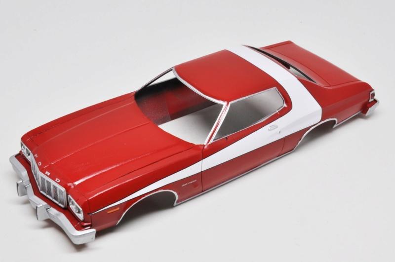 Ford Gran Torino 1976 - Starsky et Hutch - Revell 1/25 Dsc_0516